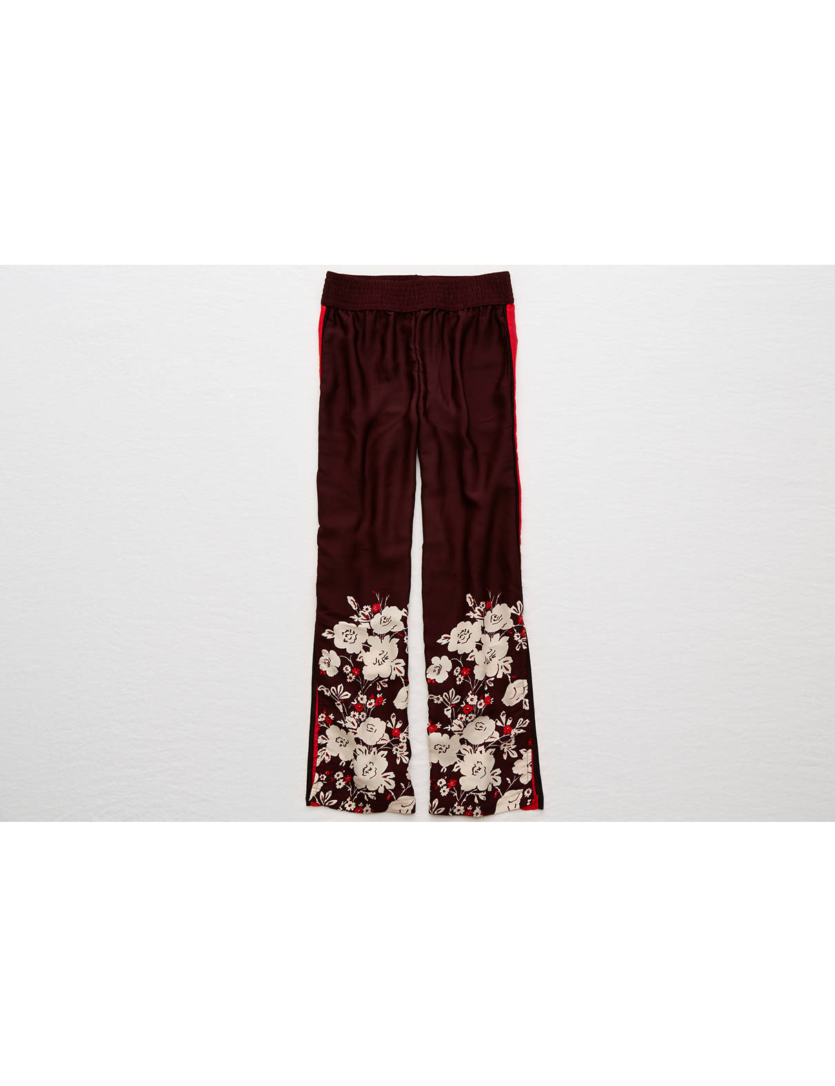 Display product reviews for Aerie Rise & Shine Satin PJ Pant