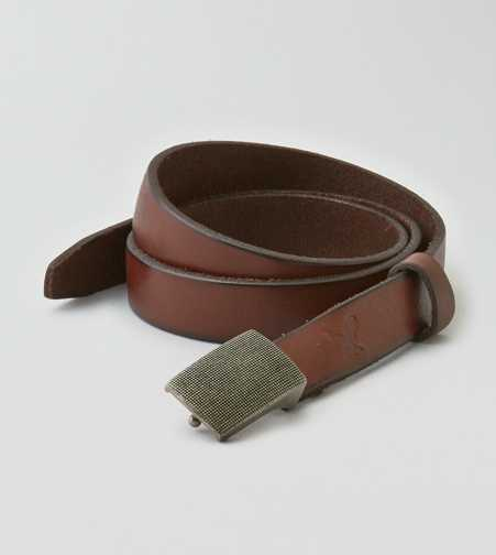 AEO Buckled Belt