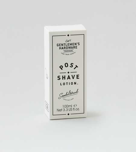 Wild & Wolf Gentlemen's Hardware Post Shaving Lotion