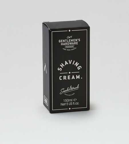 Wild & Wolf Gentlemen's Hardware Shaving Cream