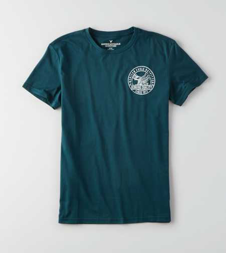 AEO Signature Graphic T-Shirt  - Buy One Get One 50% Off