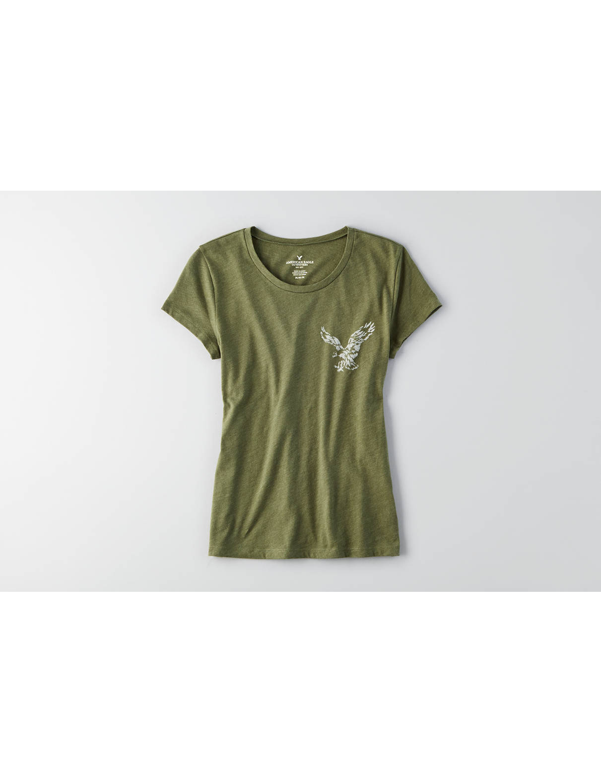 Display product reviews for AEO Graphic Crew T-Shirt