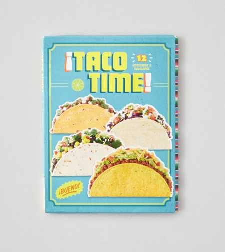 Chronicle Books Taco Time