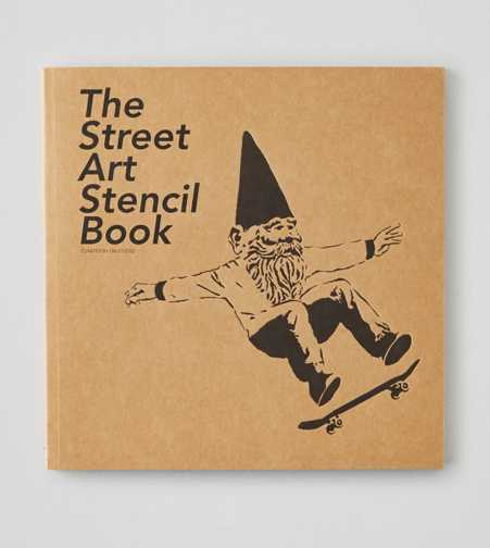 Chronicle Books The Street Art Stencil Book