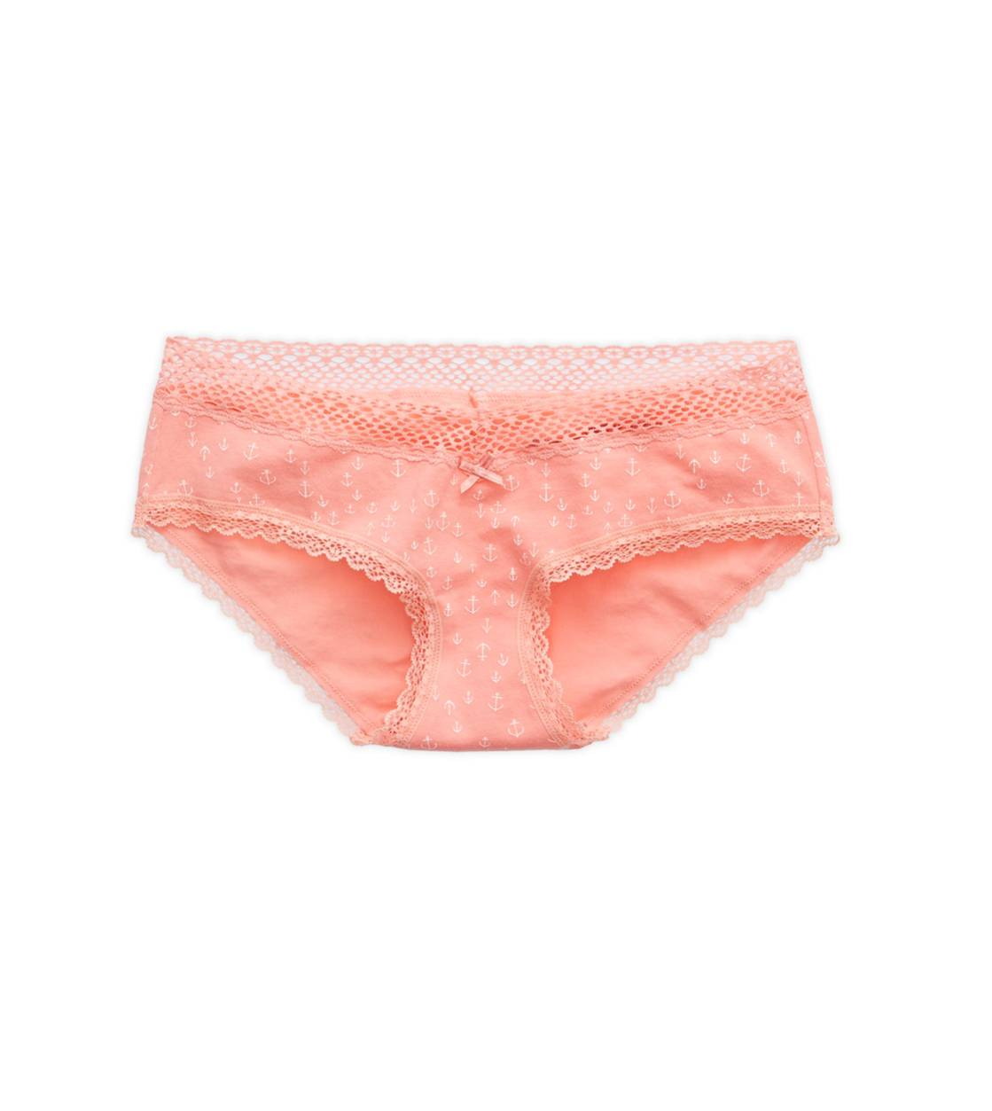 Coral Cottage Aerie for AEO Ruched Boybrief