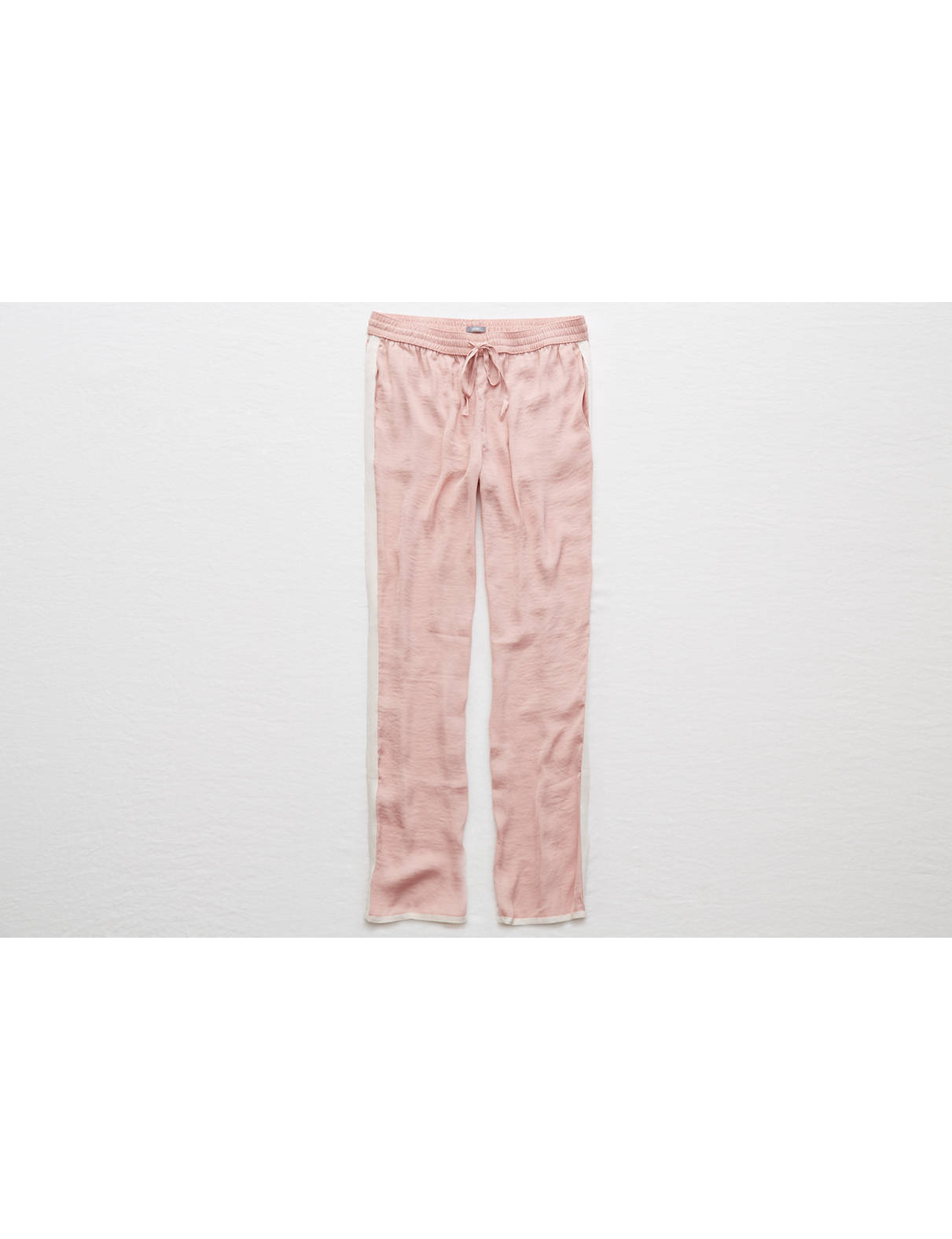 Display product reviews for Aerie Satin Track Pant
