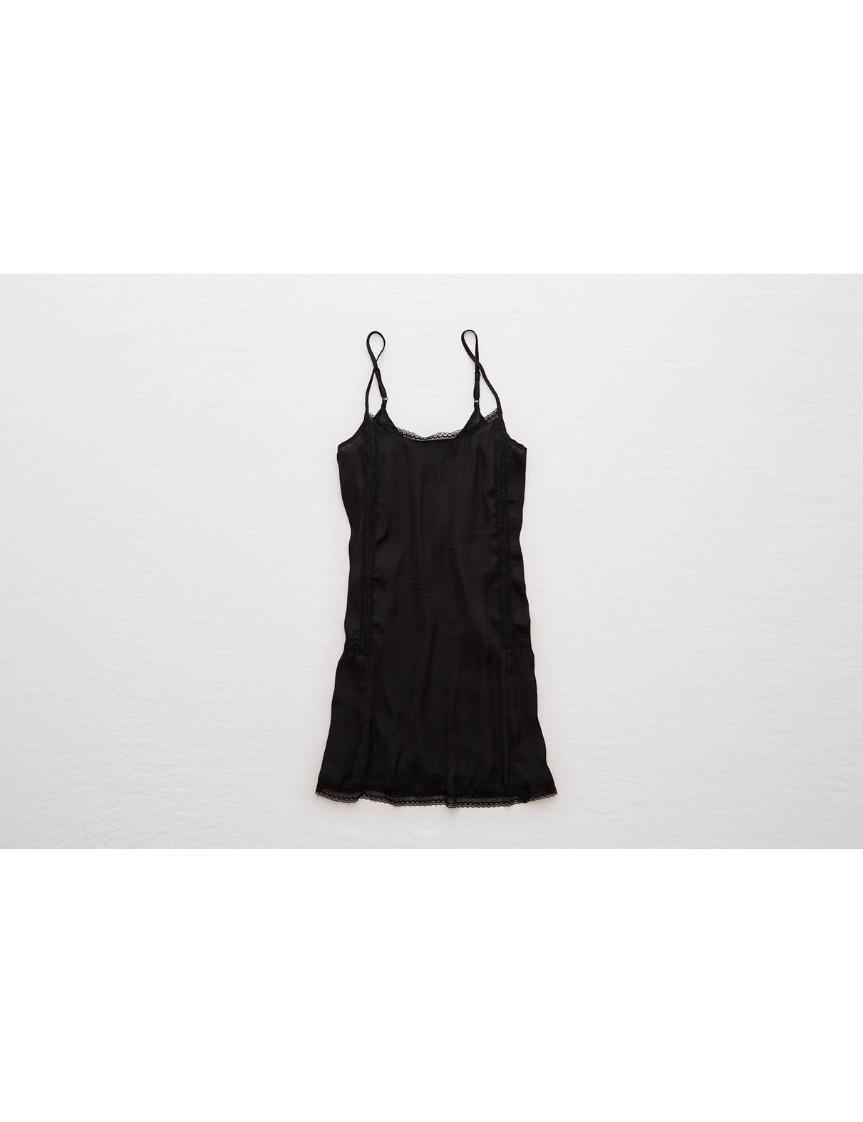 Display product reviews for Aerie Shine Slip Dress