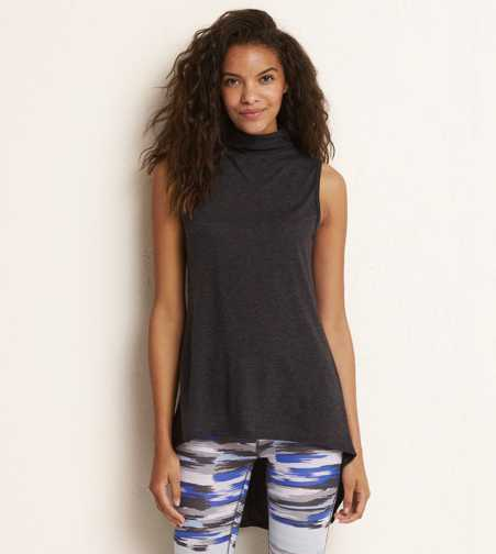 Aerie Sleeveless Turtleneck
