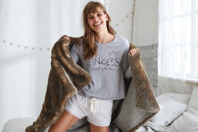 Aerie Fleece Swing Sweatshirt