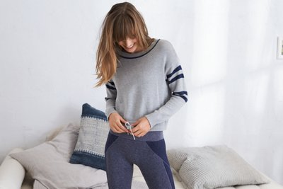 Aerie Drawstring Sweater