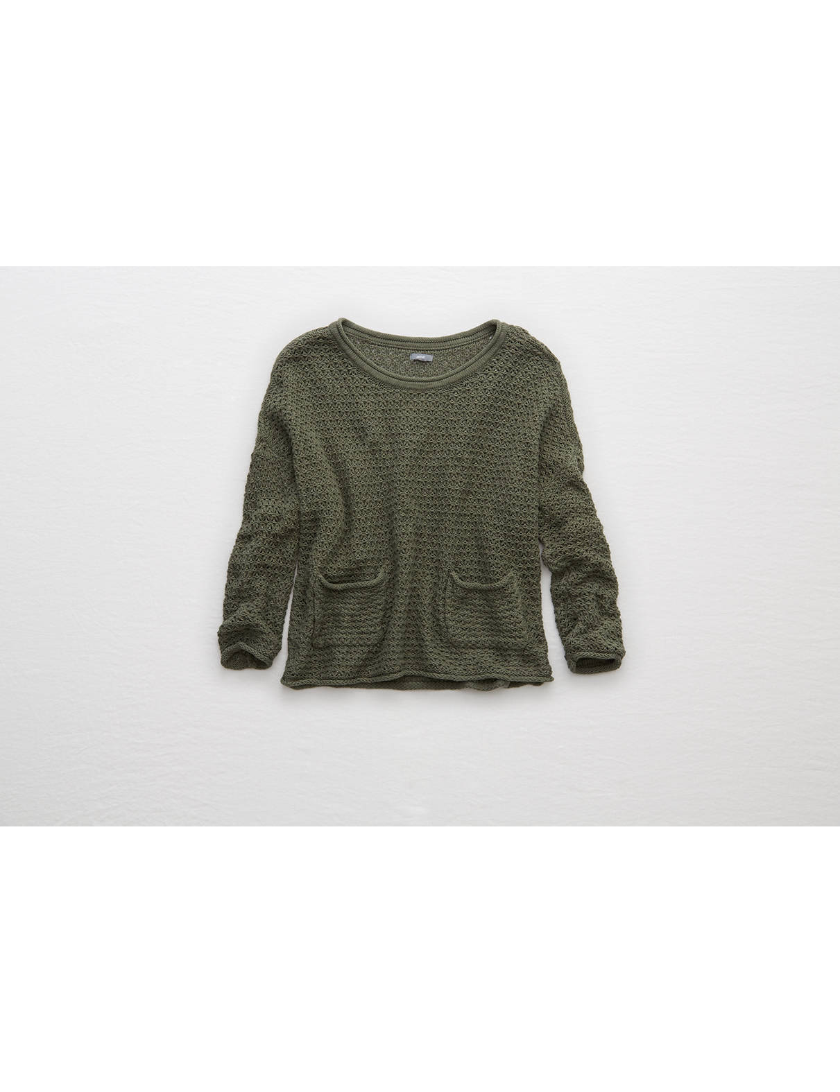Display product reviews for Aerie Breezy Pullover Sweater