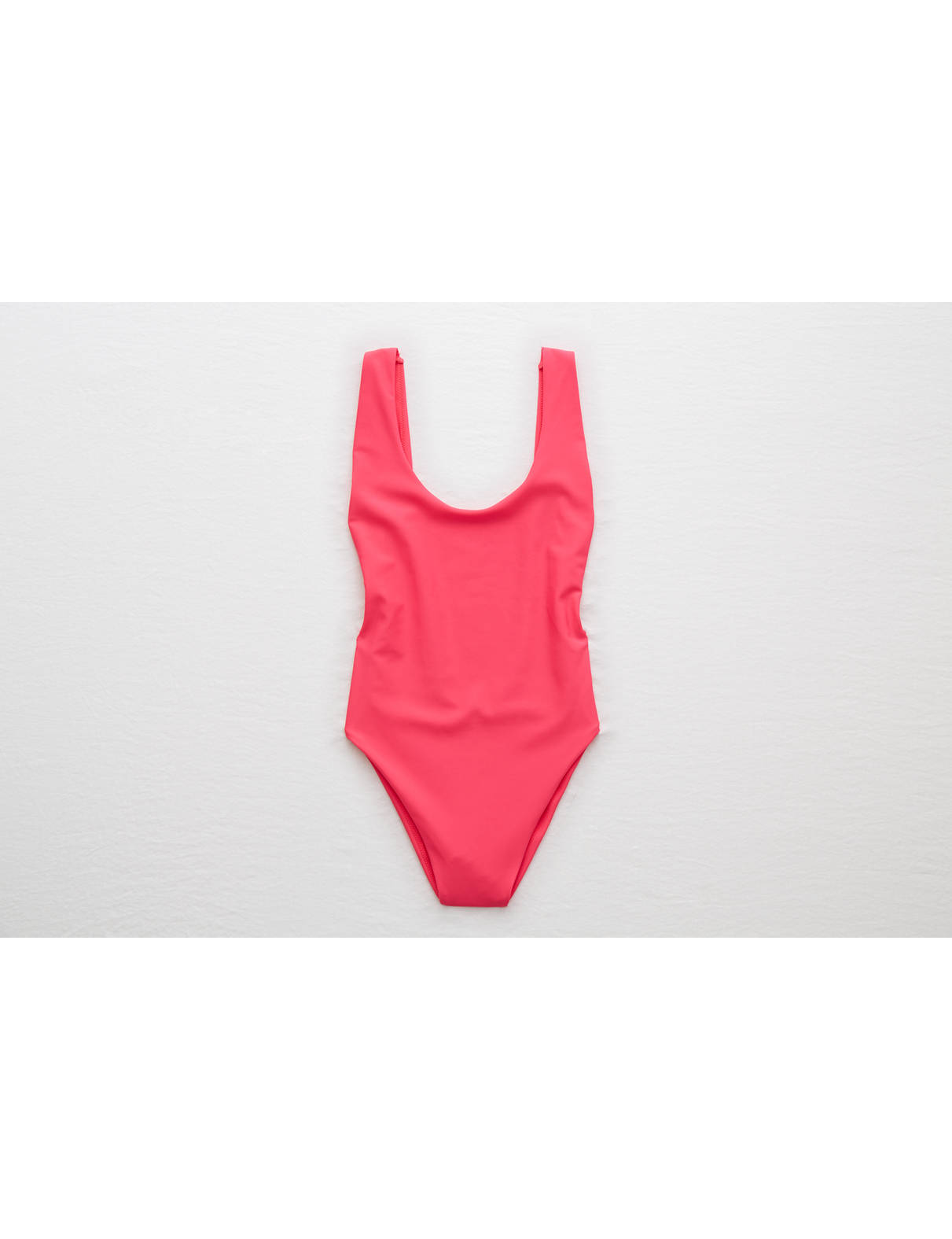 Display product reviews for Aerie Super Scoop One Piece Swimsuit
