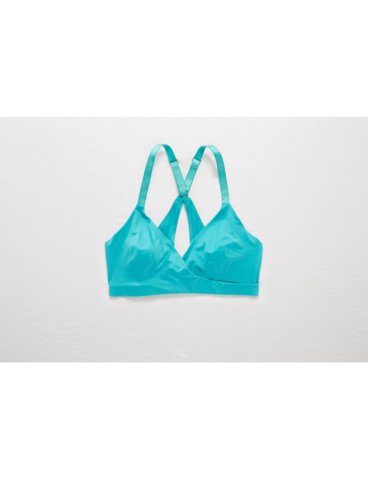 Display product reviews for Aerie Sunnie Chill Sports Bra