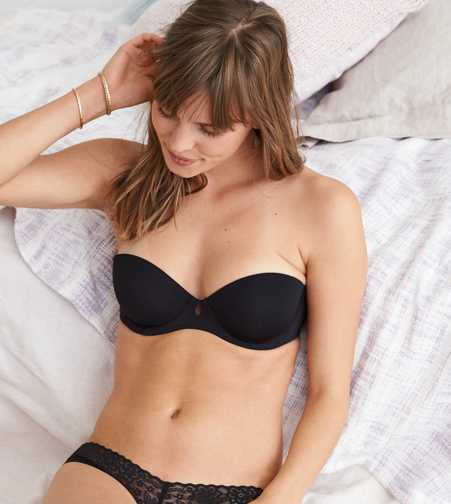 Audrey Multi-Way Lightly Lined Bra - Free Shipping & Returns