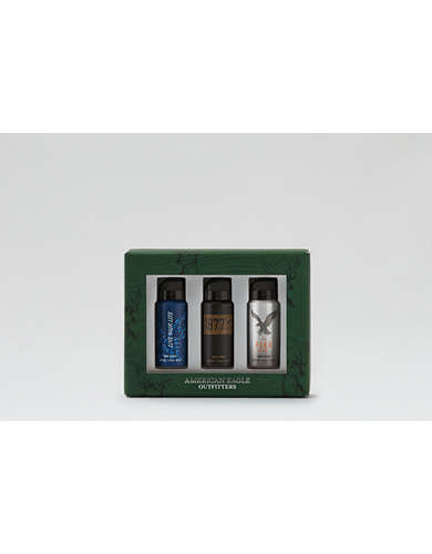 AEO Fragrance Trio Gift Set For Him -