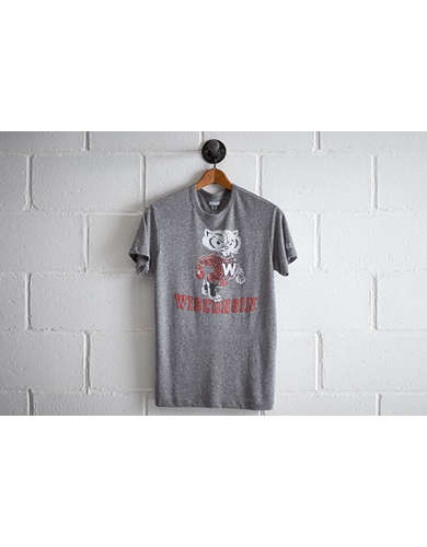 Tailgate Wisconsin Badger T-Shirt -