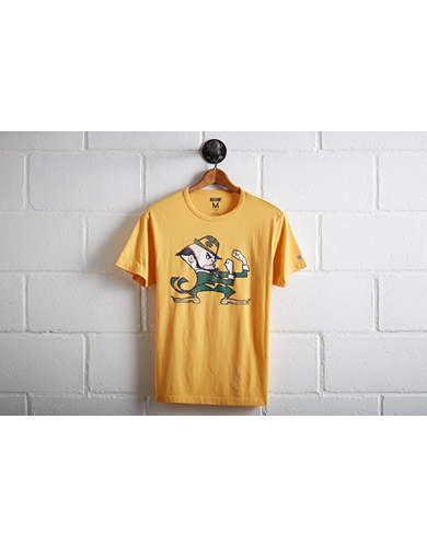 Tailgate Notre Dame Big Mascot T-Shirt - Free Shipping + Free Returns