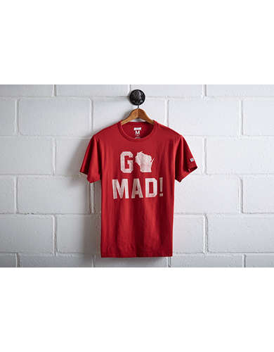 Tailgate Wisconsin Go Mad! T-Shirt -