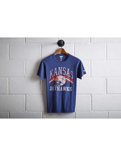 Tailgate Kansas Jayhawks Basketball T-Shirt -