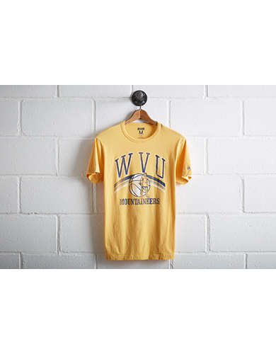 Tailgate WVU Mountaineers Basketball T-Shirt -