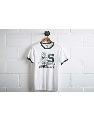 Tailgate Michigan State Ringer T-Shirt -