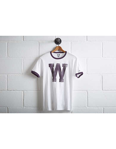 Tailgate Washington Huskies Ringer T-Shirt -