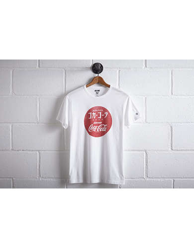 Tailgate Japanese Coca-Cola T-Shirt -