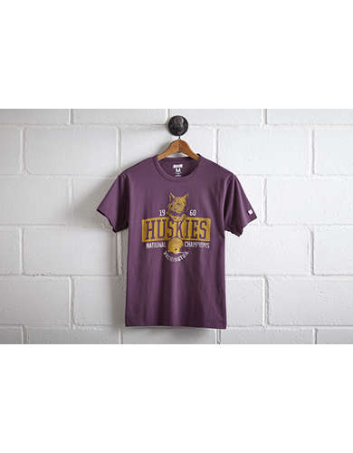 Tailgate Huskies National Champions T-Shirt -