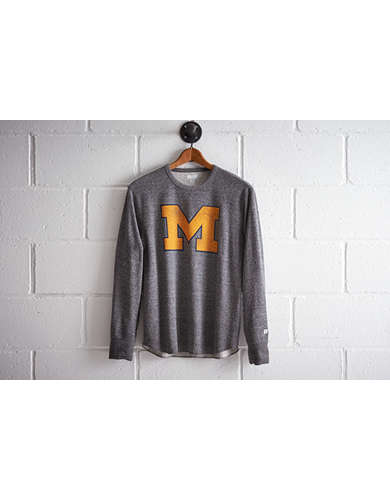 Tailgate Michigan M Thermal Shirt -