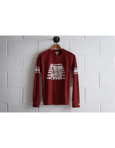Tailgate Oklahoma Football Shirt -
