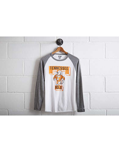 Tailgate Tennessee Volunteers Baseball Shirt -