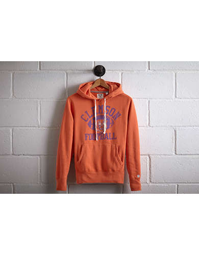 Tailgate Clemson Popover Hoodie -