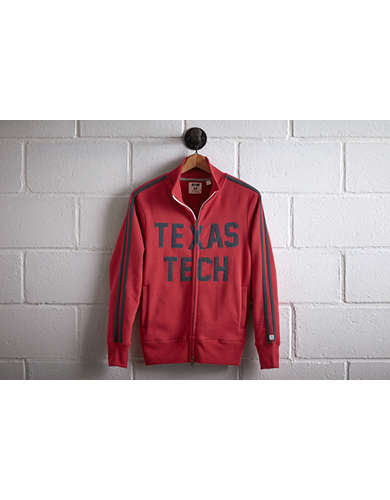 Tailgate Texas Tech Track Jacket -