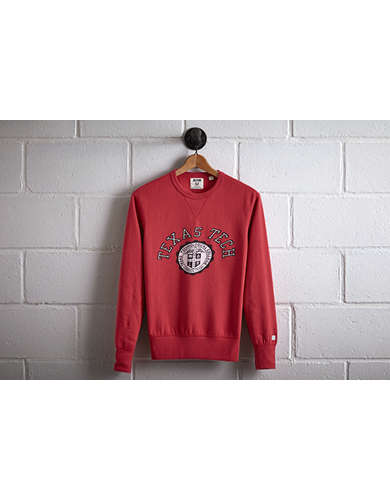 Tailgate Texas Tech Crew Sweatshirt -