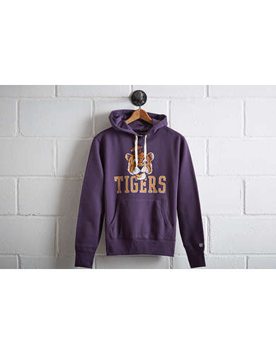 Tailgate LSU Tigers Popover Hoodie -