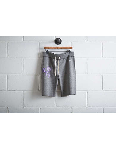 Tailgate NYU Violets Cut-Off Fleece Short -