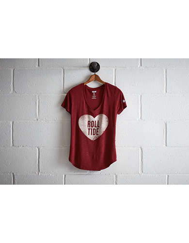 Tailgate Alabama Roll Tide V-Neck -