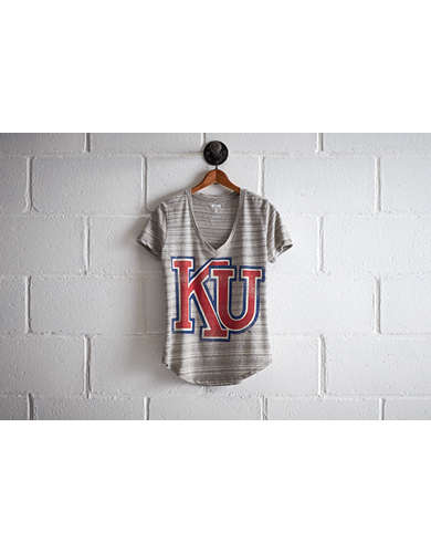 Tailgate Kansas Jayhawks V-Neck - Free Shipping + Free Returns