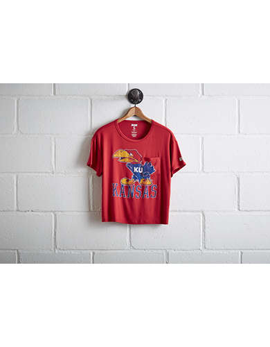 Tailgate Kansas Pocket T-Shirt -