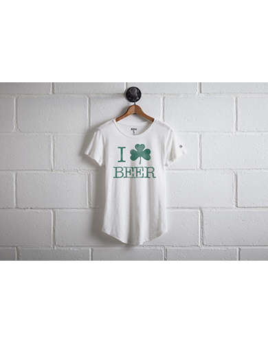 Tailgate I Clover Beer T-Shirt -