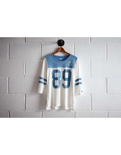 Tailgate UNC 3/4 Sleeve Jersey -