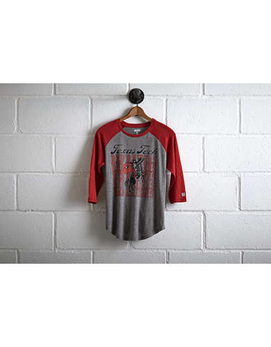 Tailgate Texas Tech Red Raiders Raglan -