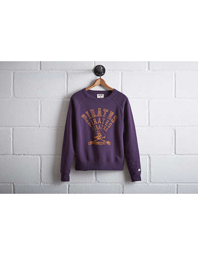 Tailgate ECU Pirates Crew Sweatshirt -
