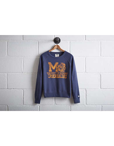 Tailgate Michigan Crew Sweatshirt -