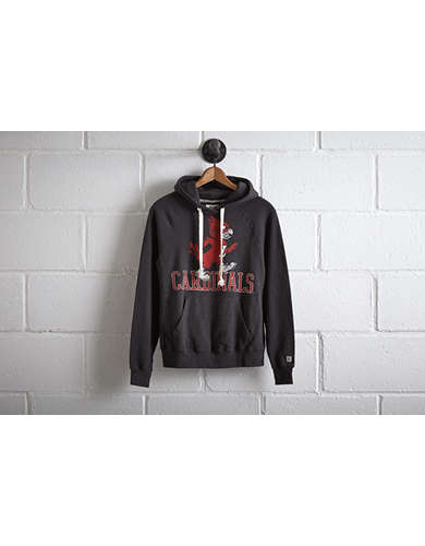 Tailgate Louisville Cardinals Popover Hoodie -