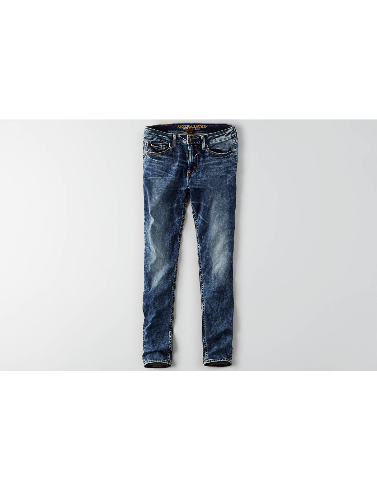 Display product reviews for AEO Extreme Flex Super Skinny Jean