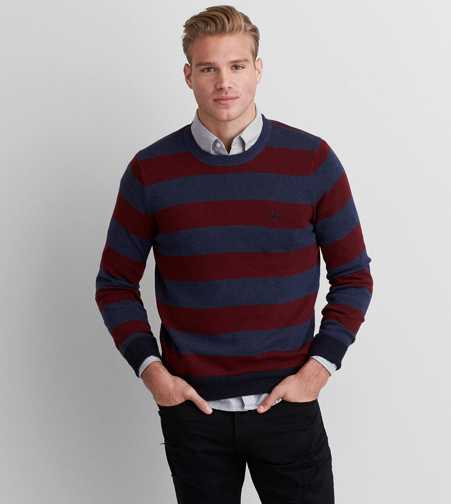 AEO Crew Mountain Pass Sweater