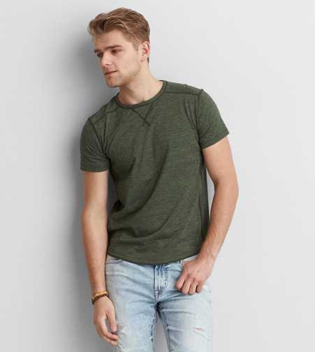 AEO Athletic Panel T-Shirt  - Buy One Get One 50% Off