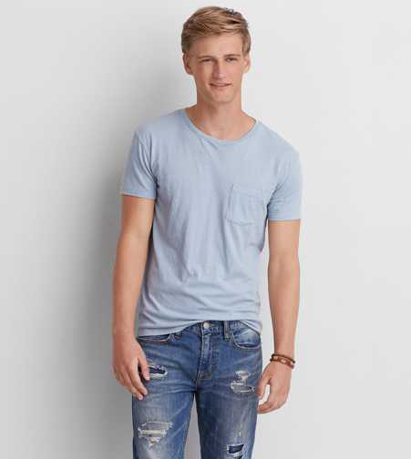 AEO Pocket Crew T-Shirt  - Buy One Get One 50% Off