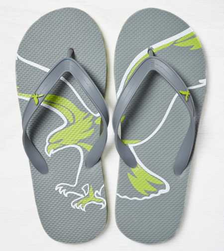 AEO Rubber Flip Flop - Free Shipping + Buy One Get One 50% Off